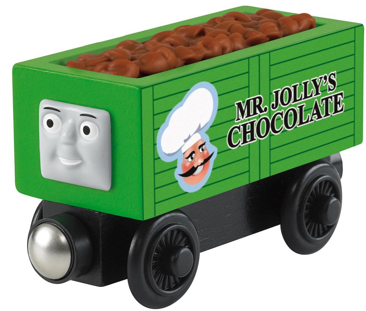 Wooden Railway Troublesome Trucks