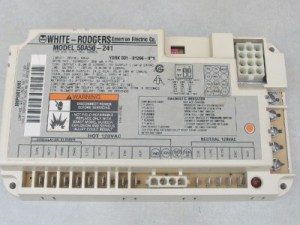 White Rodgers Furnace Control Circuit Board 50A50241 YORK