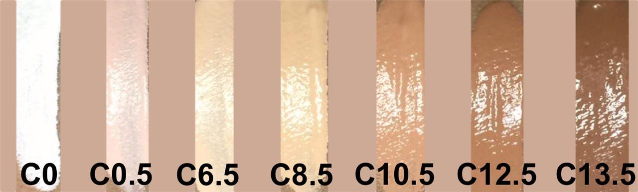 Makeup revolution conceal and define concealer korektor c8