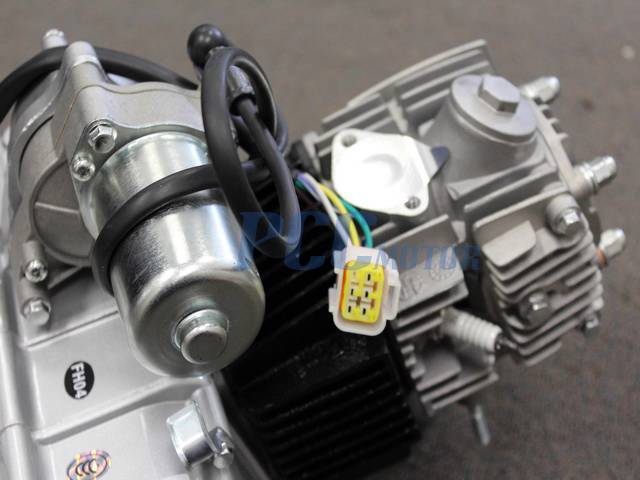 110CC ENGINE MOTOR AUTOMATIC ELECTRIC START CARB ATV PIT