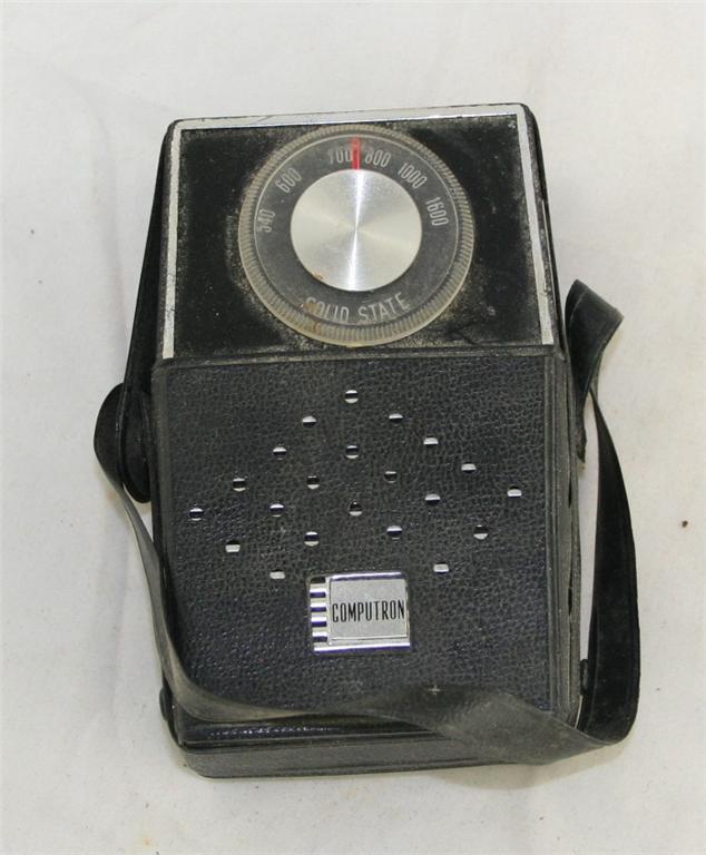 transistor radio, Computron