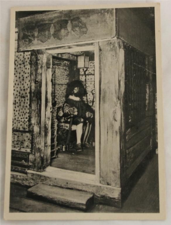 vintage postcard, Germany, Nurnberg, Stadt der Reichsparteltage