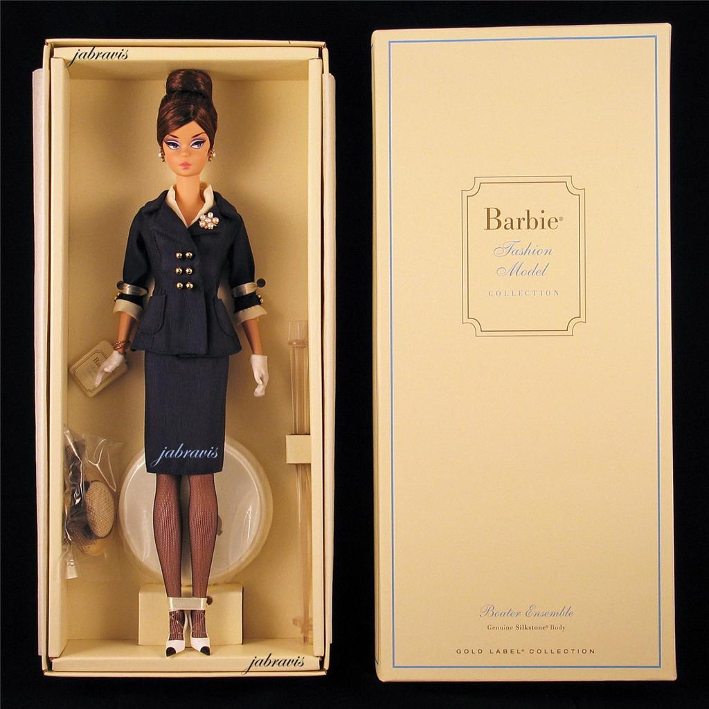 Barbie Collector Fan Club Exclusive BOATER ENSEMBLE