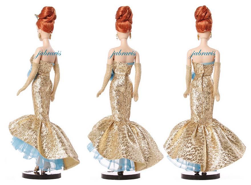 2013 Barbie Fan Club BFC Exclusive Doll Holiday Hostess