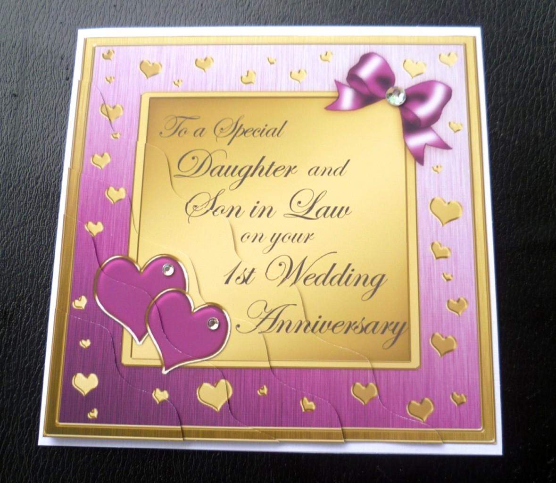 Wedding Wishes Daughter