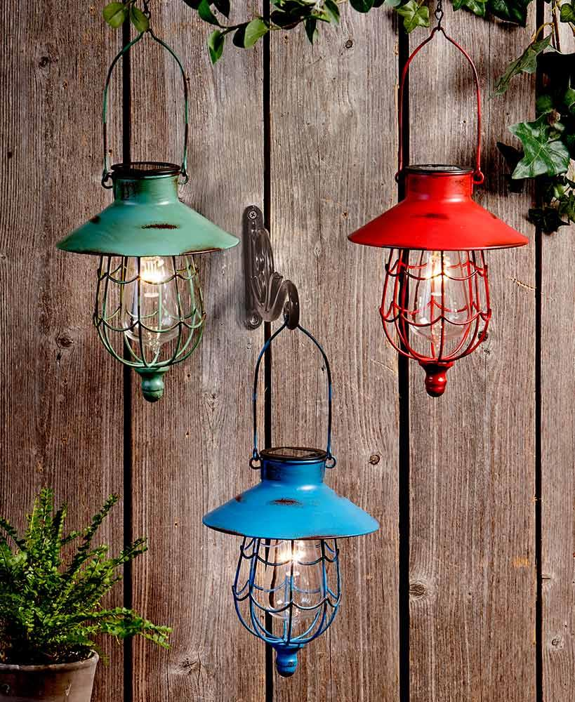rustic distressed marine style hanging solar lantern lamps Outdoor Solar Lights For Sale id=30422