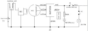 Voltage Regulator Rectifier Honda CH125 250cc 6 wires | eBay
