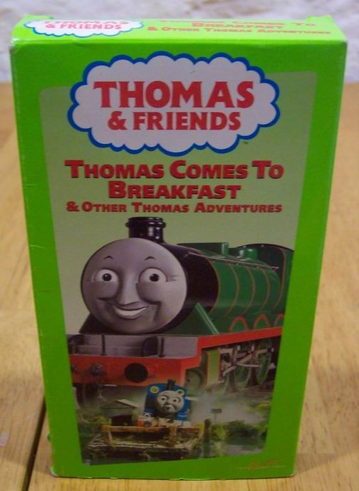 Thomas And Friends Thomas Comes Breakfast