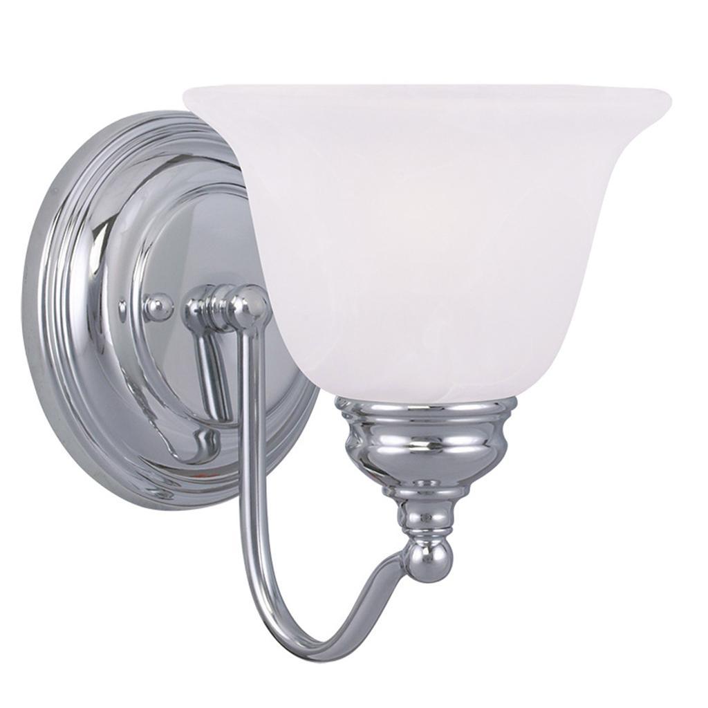 Chrome Vanity Light Fixtures
