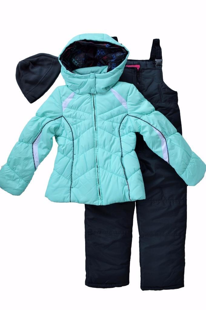 Girl One Size Piece 8 Snowsuit