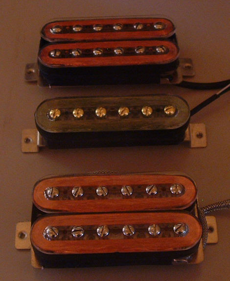 BG Pups Limited Edition Models of Hand Wound Pickups news ...
