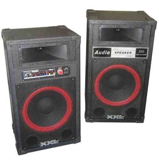 coleac's review - Xxl Power Sound XXL XEN-9500W - Audiofanzine