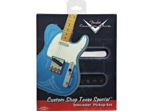 Fender Custom Shop Texas Special Telecaster Pickups image
