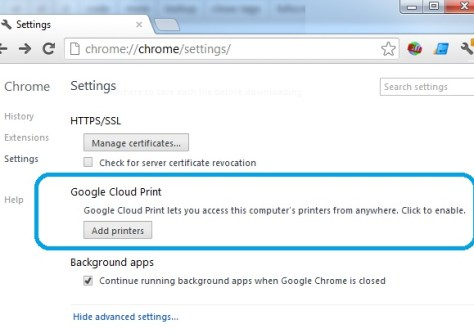 Print Documents From Anywhere Using Google Cloud Tool