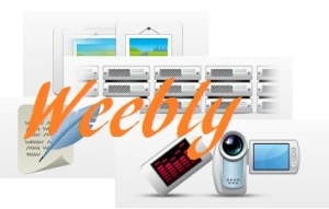 Weebly features