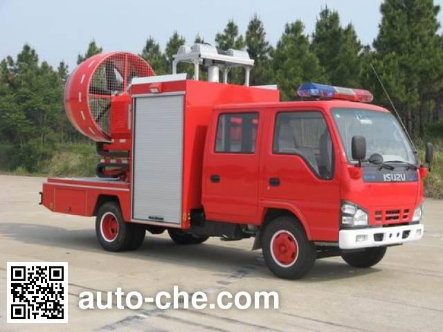 jieda fire protection sjd5050txfpy19w