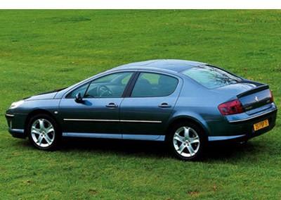 Peugeot 407 Sedan 2004 2008 Reviews Technical Data Prices