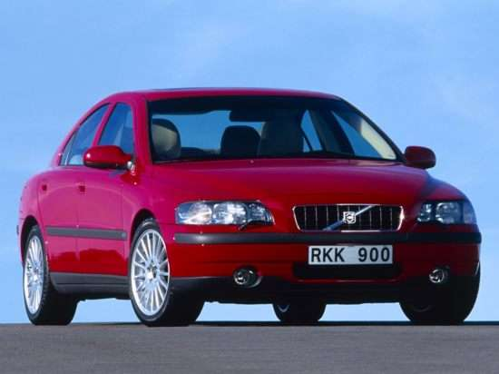 2004 Volvo S60 Models Trims Information And Details