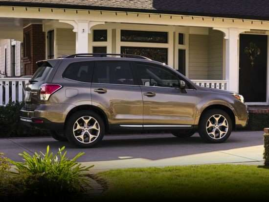 2017 Subaru Forester Models Trims Information And