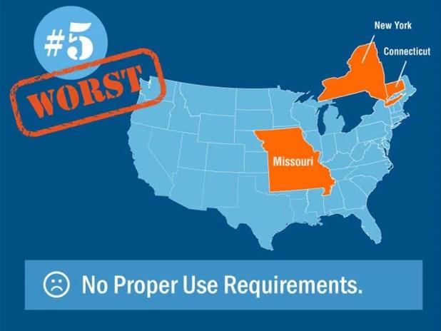 Missouri State Laws Car Seats
