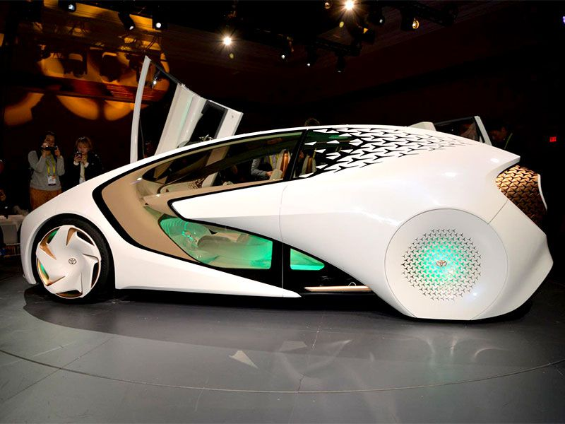 Must See Advanced Technology Cars From Ces Autobytel Com