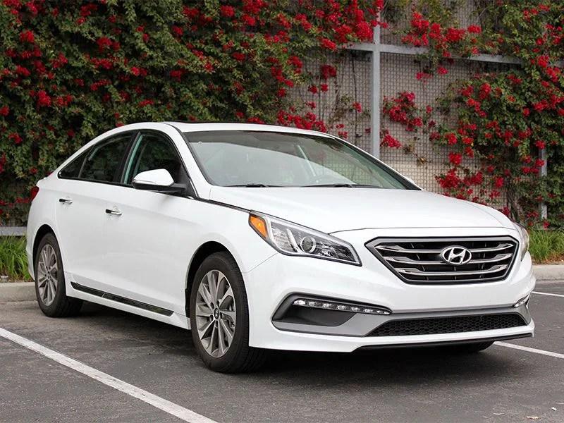 2017 Hyundai Sonata Sport Road Test And Review