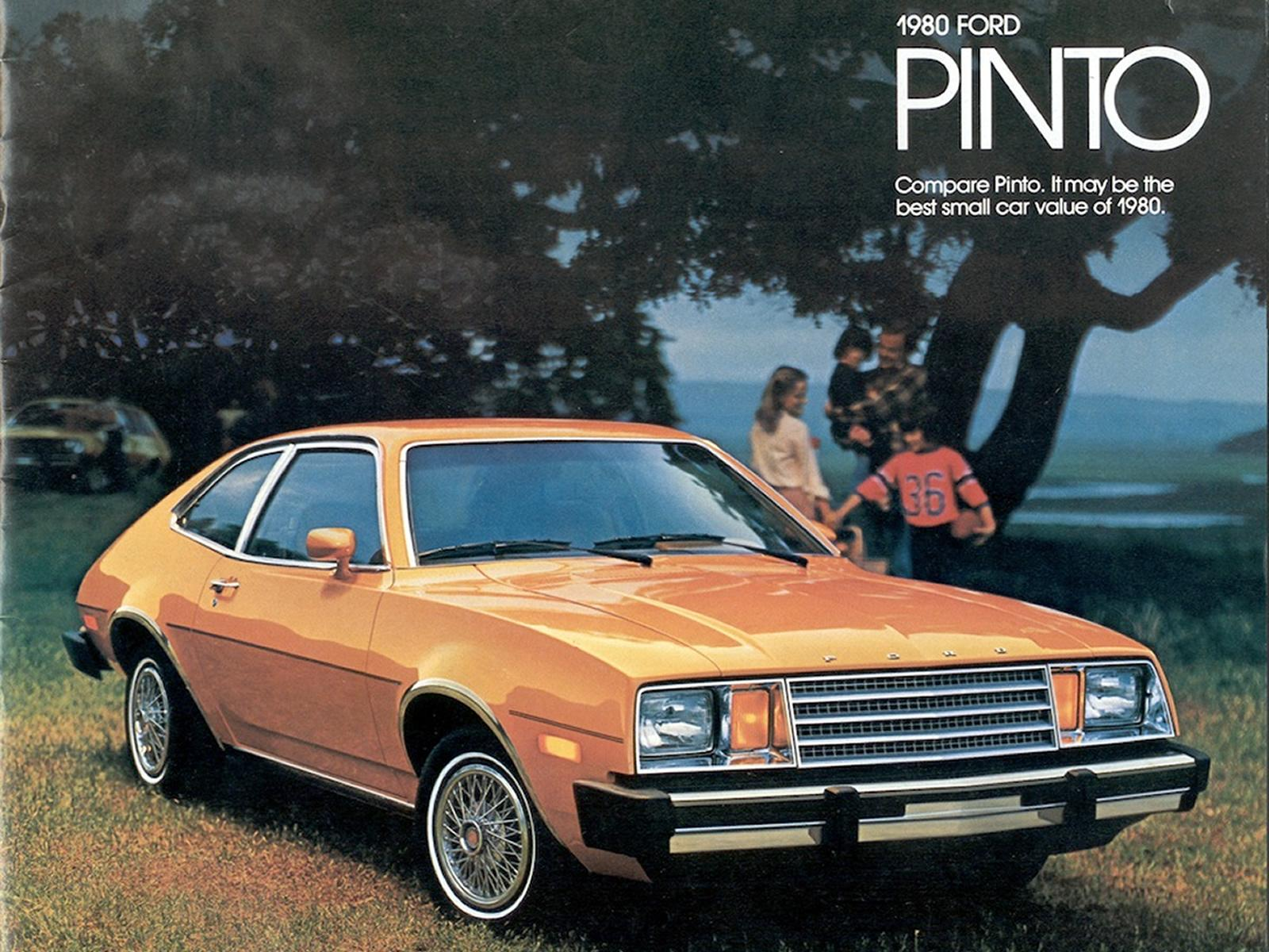 Top 10 Ford Pinto