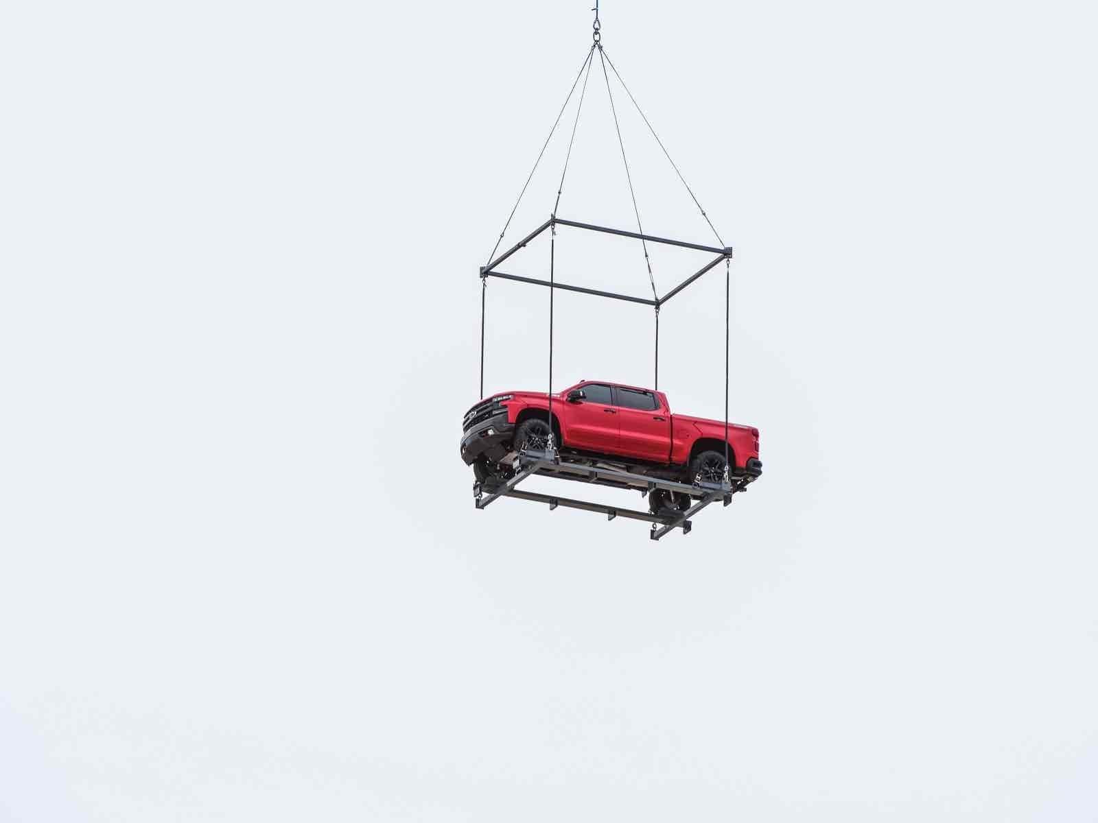 Chevrolet Silverado Se Anticipa Al Salon De Detroit