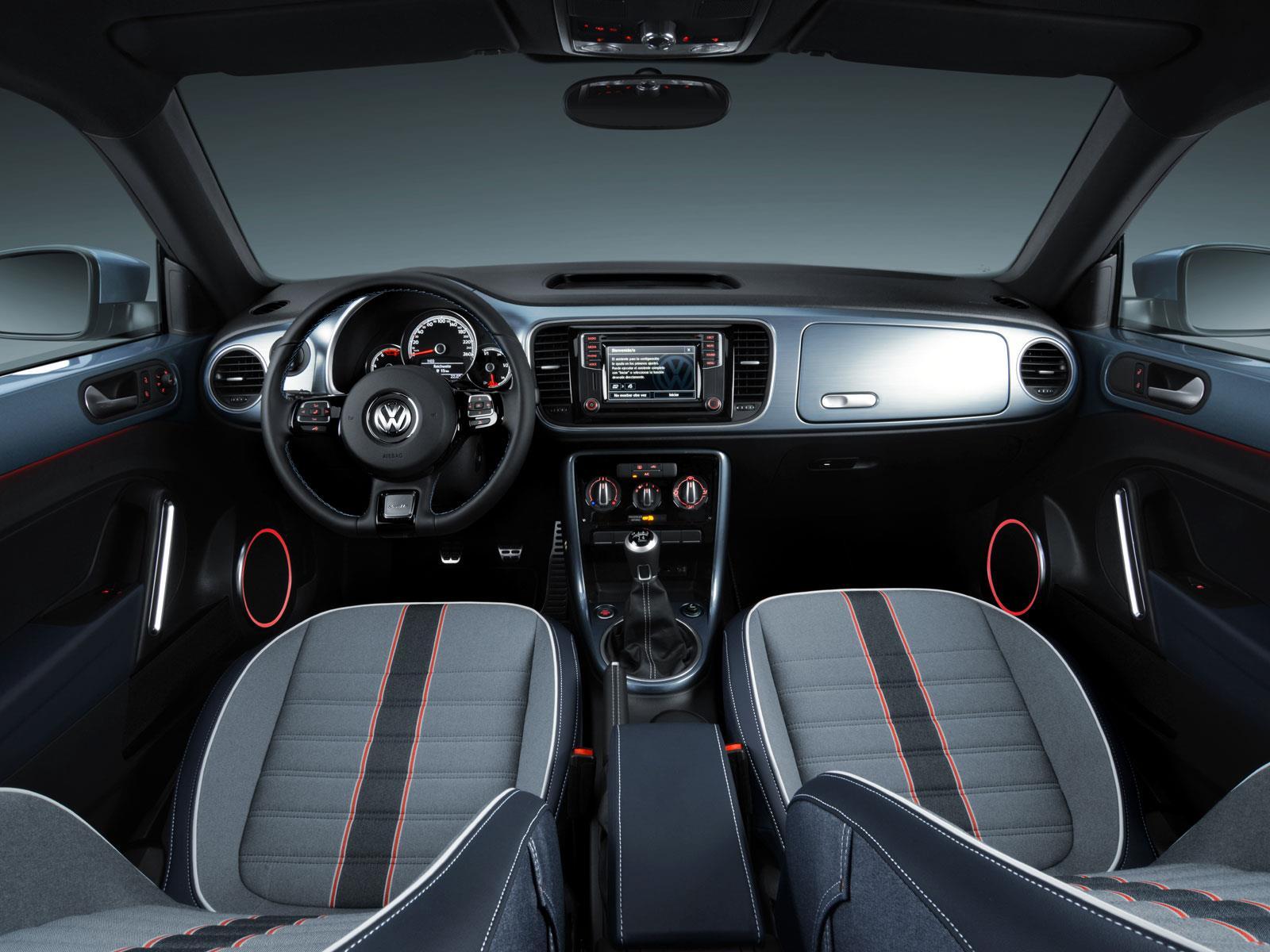Volkswagen Beetle Denim 2017 Llega A Mxico Desde 305990