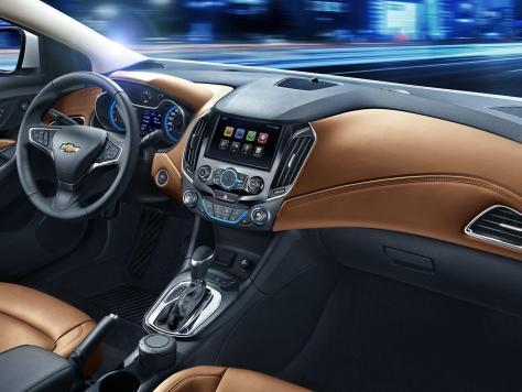 Interior Chevrolet Cruze 2015
