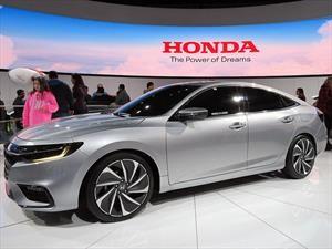 Honda Insight es elegido como el Green Car of the Year 2018