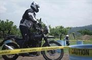 Aprendiendo nuevos trucos en el curso de Moto Explore México