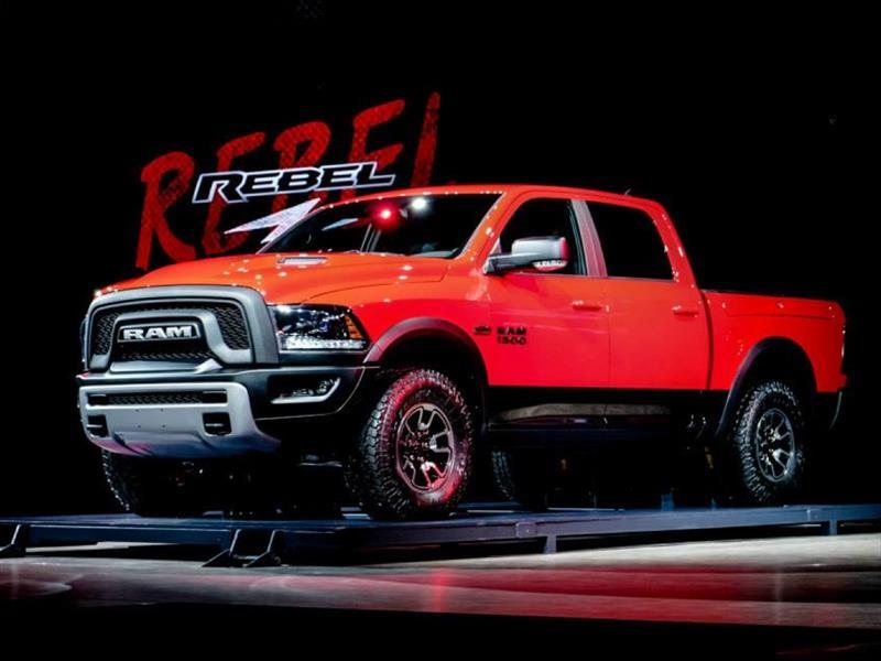 Ram 1500 Rebel 2015 Una Pick Up Extrema