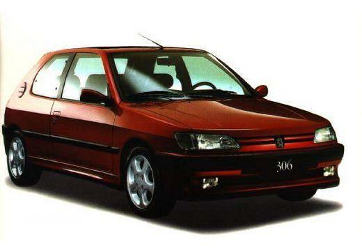 Peugeot 306 I 1 9 Td 1994 1997 Autocatalog Autogidas Lt
