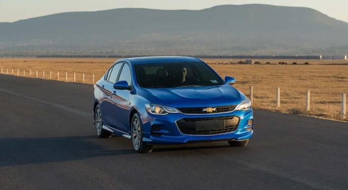 El Cavalier es de los modelos históricos de Chevrolet