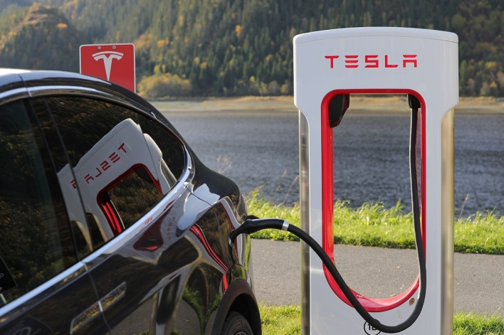 Autos veganos en Mexico Tesla