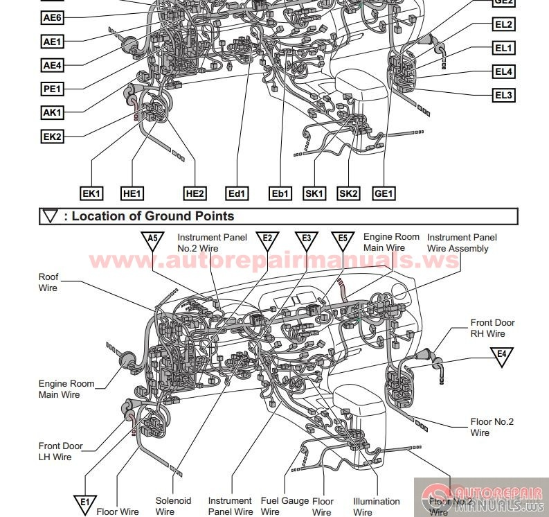 diagram 2011 toyota rav4 engine file ho20041 Toyota RAV4 Parts Manual wiring diagram 2011 camry get