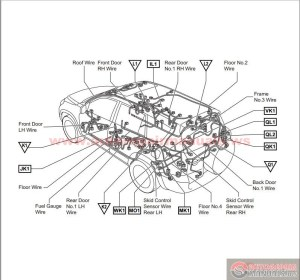 Toyota RAV4 2007 Electrical Wiring Diagram | Auto Repair