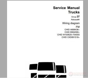 Volvo Wiring Diagram FM (Euro5) | Auto Repair Manual Forum