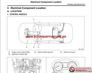SUBARU XV Cross HYBRID 2014 USA Workshop Manual | Auto