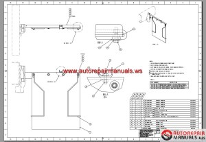 KENWORTH Truck T800 Diagram Full | Auto Repair Manual