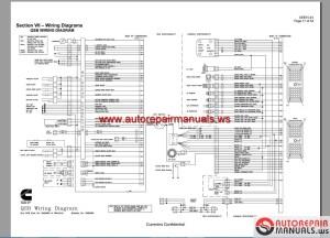 Cummins Wiring Diagram Full DVD | Auto Repair Manual Forum