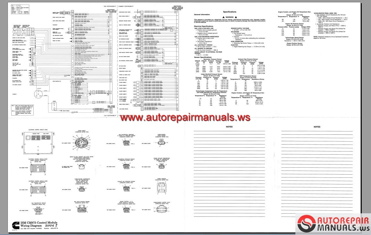 Cummins Wiring Diagram Full Dvd Auto Repair Manual Forum