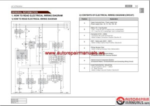 SsangYong Kyron D105 200602 Service Manuals and Electric