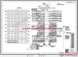 Kenworth Truck W900 T800 T600 C5 Electrical Schematic