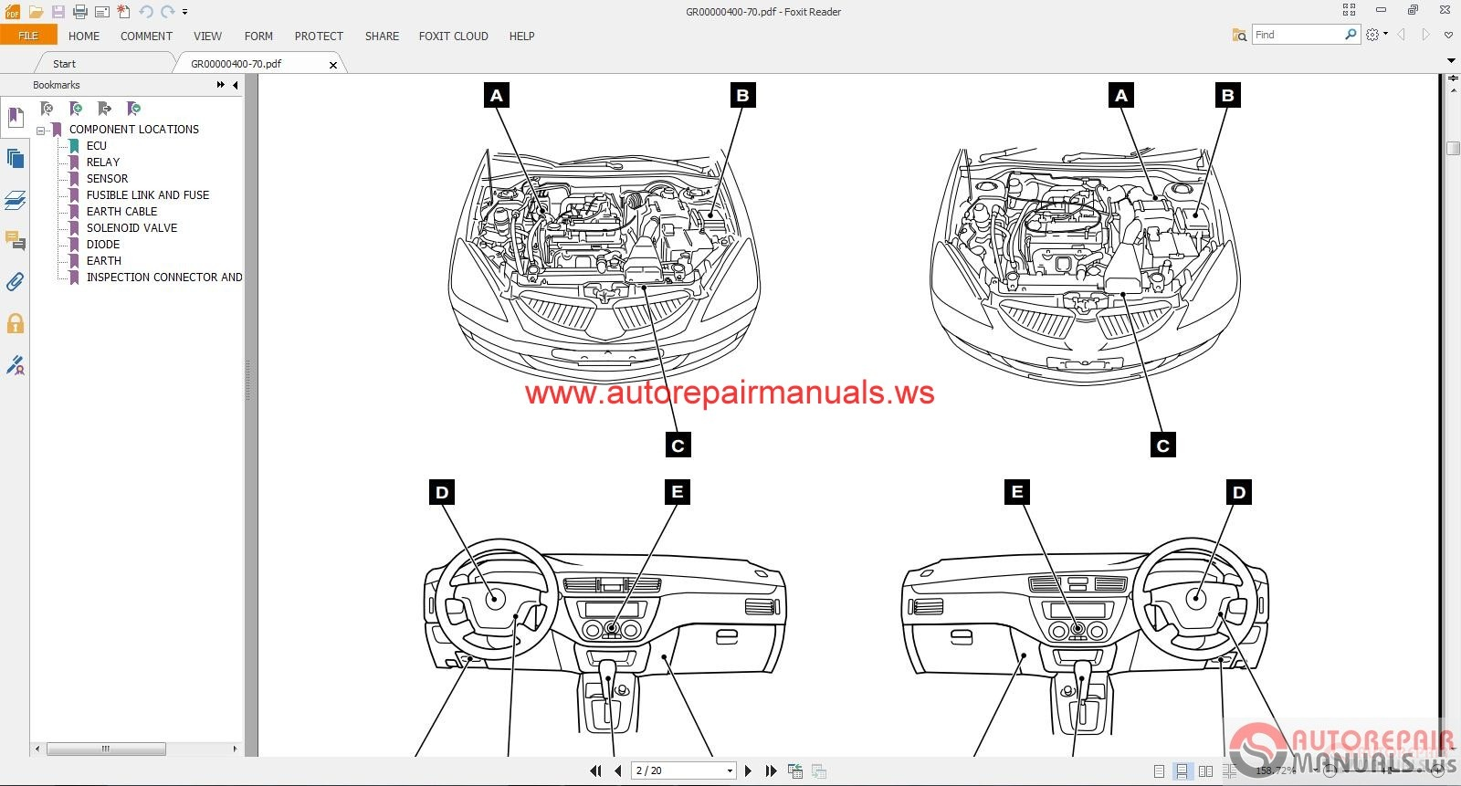 Mitsubishi Mirage Wiring Diagrams Rpm