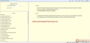 Mitsubishi Pajero 2013 Service Manual | Auto Repair Manual