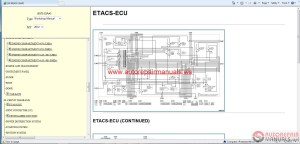 Mitsubishi ASX 2012 Workshop Manual | Auto Repair Manual
