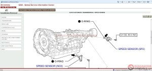 Toyota GSIC Repair Manual, Wiring Diagram, Body Repair