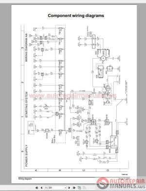 Volvo Truck FM4 Wiring Diagram | Auto Repair Manual Forum